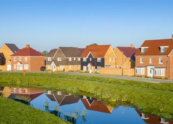 """Thumbnail 4 bed terraced house for sale in """"Hythe Circus"""" at Broughton Crossing, Broughton, Aylesbury"""