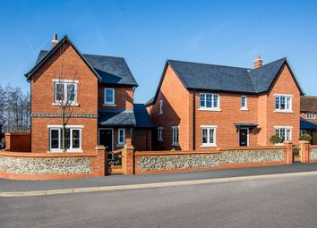 """Thumbnail 3 bed property for sale in """"The Hartley"""" at Highlands Lane, Rotherfield Greys, Henley-On-Thames"""