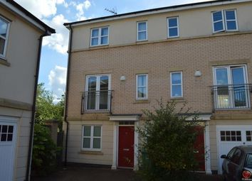 Thumbnail 4 bedroom end terrace house for sale in The Quays, Castle Quay Close, Nottingham, Nottinghamshire