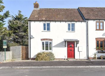 Thumbnail 3 bed end terrace house for sale in Harvey Way, Ashill, Ilminster, Somerset
