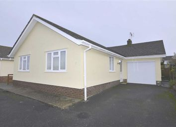 Thumbnail 3 bed bungalow for sale in 20, Meadow Road, Tenby, Pembrokeshire