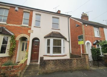 Thumbnail 3 bed semi-detached house to rent in Brook Road, Camberley