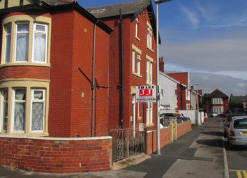 Thumbnail 1 bed flat to rent in St Heliers, Blackpool