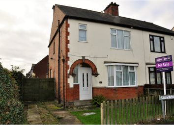 Thumbnail 3 bedroom semi-detached house for sale in Byron Street, Barwell