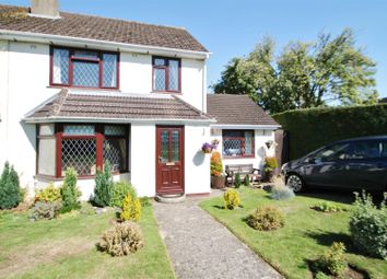 Thumbnail 3 bed semi-detached house for sale in Upton Crescent, Basingstoke