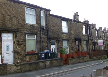 Thumbnail 2 bedroom terraced house for sale in Back Lane, Queensbury, Bradford