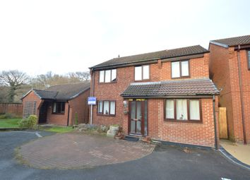 Thumbnail 4 bed detached house to rent in Caernarvon Gardens, Chandler's Ford, Eastleigh