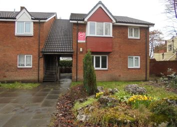 Thumbnail 1 bed flat to rent in Abberley Close, St. Helens