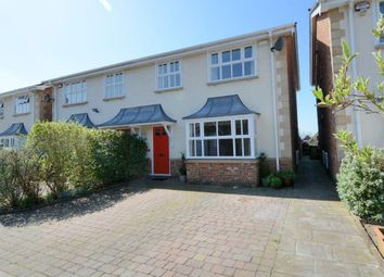 Thumbnail 3 bedroom semi-detached house for sale in Hampton Mews, Davenport, Stockport