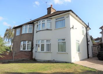 Thumbnail 3 bed semi-detached house for sale in Mount Culver Avenue, Sidcup