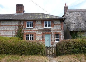 Thumbnail 3 bed semi-detached house to rent in Turnworth Cottages, Turnworth, Blandford, Dorset