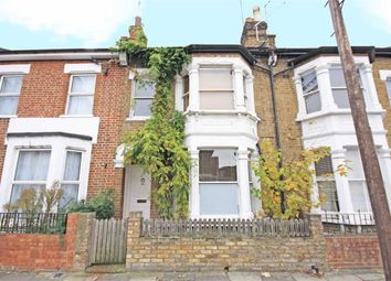 Thumbnail 3 bed terraced house to rent in Bulwer Street, London