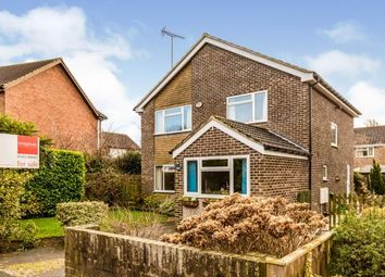 Thumbnail 4 bed detached house for sale in Whitsundale Close, Knaresborough, North Yorkshire, .