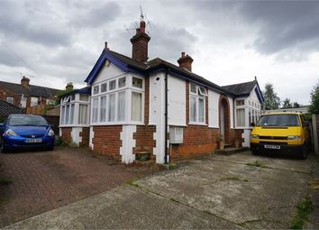 Thumbnail 3 bedroom detached bungalow to rent in Popes Lane, Colchester