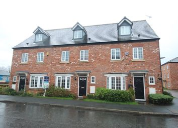 Thumbnail 4 bed town house for sale in Lime Wood Close, Chester