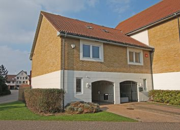 Thumbnail 3 bedroom end terrace house for sale in Coverack Way, Port Solent, Portsmouth