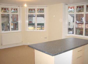 Thumbnail 1 bed flat to rent in High Street House, High Street, Leek, Staffordshire