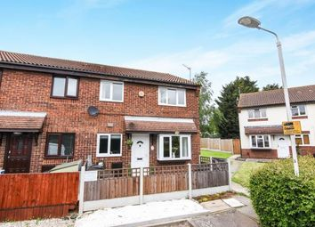 Thumbnail 1 bed terraced house for sale in Fontwell Park Gardens, Hornchurch