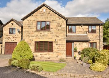 Thumbnail 5 bed detached house for sale in Wigton Gate, Alwoodley, Leeds, West Yorkshire
