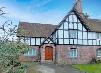 Thumbnail 3 bed semi-detached house to rent in The Street, Benenden, Cranbrook