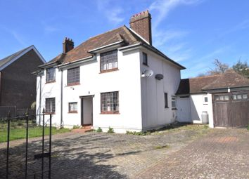 Thumbnail 4 bed detached house for sale in Nightingale Lane, Bromley