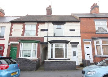 Thumbnail 3 bed terraced house for sale in Queens Park Court, London Road, Hinckley