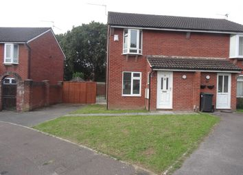 Thumbnail 2 bedroom semi-detached house to rent in Caspian Close, St Mellons, Cardiff