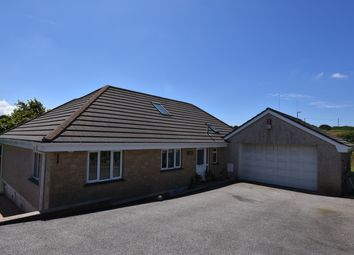 Thumbnail 4 bed bungalow for sale in Pennance Road, Lanner