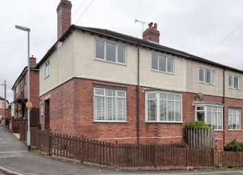 Thumbnail 3 bed semi-detached house for sale in West End Avenue, Leek, Staffordshire
