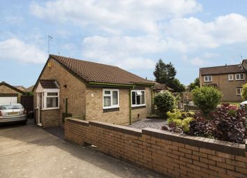 Thumbnail 2 bed detached bungalow for sale in Verbena Close, St. Mellons, Cardiff