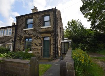Thumbnail 3 bed semi-detached house for sale in Hollins Row, Slaithwaite, Huddersfield