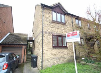 Thumbnail 2 bedroom end terrace house for sale in The Windsors, Buckhurst Hill, Essex