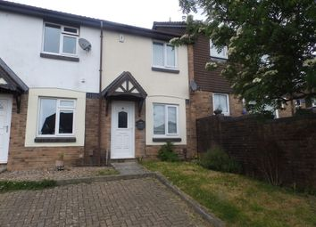 Thumbnail 2 bed terraced house to rent in Bakers Close, Plympton, Plymouth