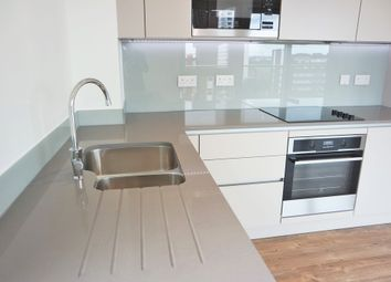 Thumbnail 1 bed flat for sale in Redclyffe Road, London