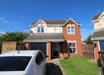 Thumbnail 4 bedroom detached house for sale in Neptune Close, Rainham