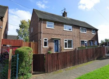 Thumbnail 3 bed semi-detached house for sale in Cotswold Avenue, Knutton, Newcastle-Under-Lyme