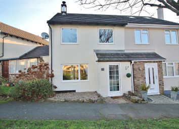 Thumbnail 3 bed terraced house for sale in Furze Park Road, Bratton Fleming, Barnstaple