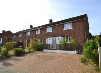 Thumbnail 3 bed semi-detached house for sale in Waterside, Kings Langley