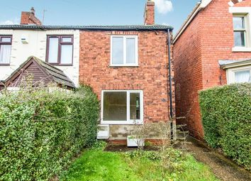 Thumbnail 2 bed semi-detached house to rent in Bridge Street, Saxilby, Lincoln