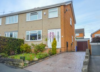 Thumbnail 3 bed semi-detached house for sale in Rodger Road, Woodhouse, Sheffield