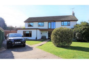 Thumbnail 5 bed detached house for sale in Plantation Road, Whitstable