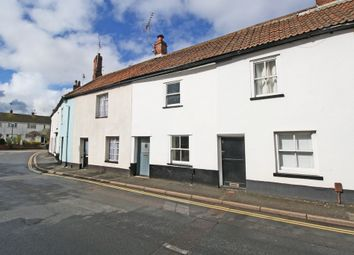 Thumbnail 1 bed terraced house for sale in Denver Road, Topsham, Exeter