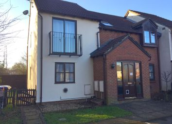 Thumbnail 1 bedroom flat to rent in Warwick Close, Chippenham