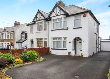 Thumbnail 3 bed semi-detached house for sale in Ty Mawr Avenue, Rumney, Cardiff