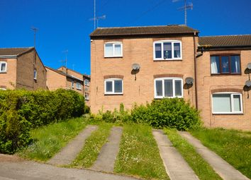 Thumbnail 2 bed flat for sale in Hoveringham Court, Swallownest, Sheffield