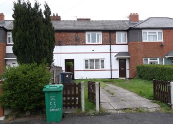 Thumbnail 2 bedroom terraced house to rent in Wrenbury Avenue, West Didsbury, Didsbury, Manchester