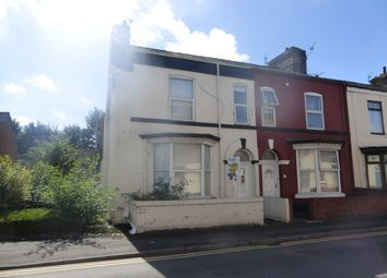 Thumbnail 4 bed terraced house to rent in Froghall Lane, Warrington