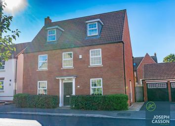 Thumbnail 5 bed detached house for sale in Clover Way, Wilstock Village, Bridgwater