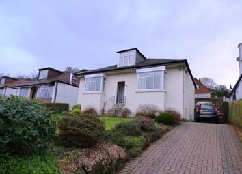 Thumbnail 3 bed detached bungalow for sale in Park Avenue, Greenock
