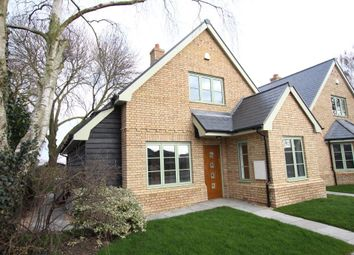 Thumbnail 3 bed detached house for sale in High Street, Wicken, Ely